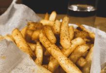 kanapės su bulvėmis