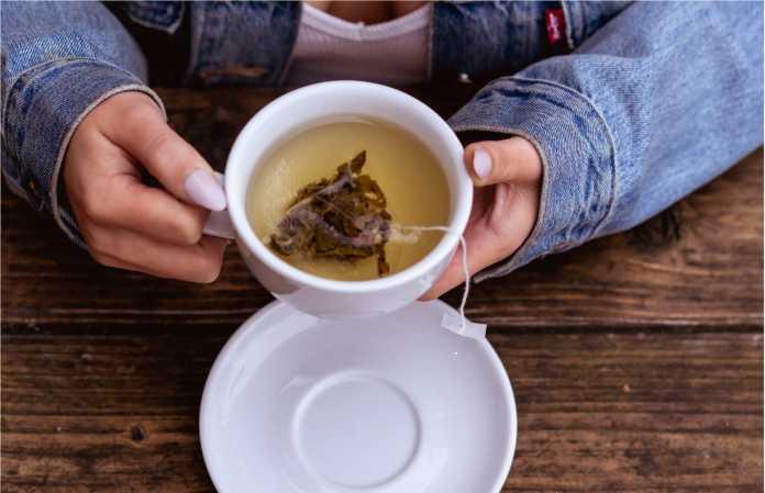 kanapių arbatos receptas